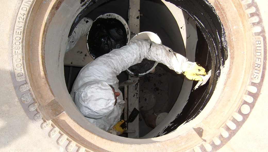 Systems for underground infrastructure maintenance and repair